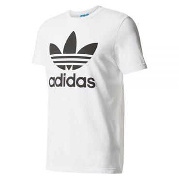 ADIDAS ORIGINALS MENS T SHIRT - WHITE