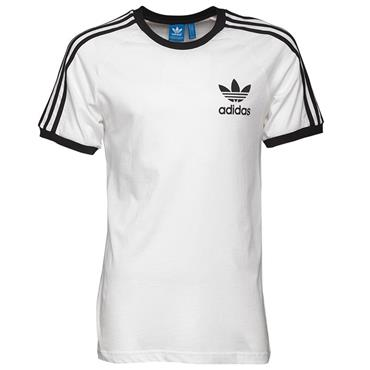 ADIDAS ORIGINALS CALIFORNIA TSHIRT - WHITE