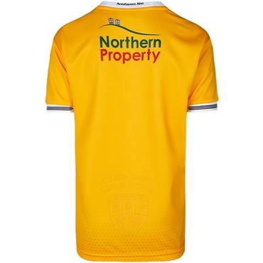 O'Neills Kids Antrim GAA Home Jersey 19/20 - Yellow