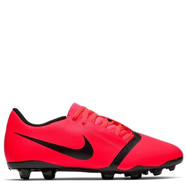 Nike Kids Phantom Venom Club FG Football Boots - Red