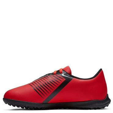 Nike Kids Phantom Venon Club Astro Turf Boot - Red