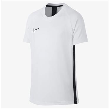Nike Boys Dri-Fit Academy T-Shirt - White