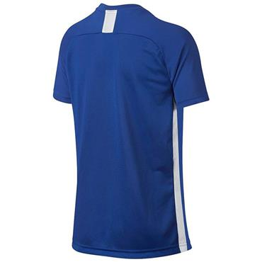 NIKE BOYS DRI-FIT ACADEMY TSHIRT - BLUE