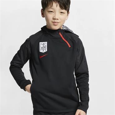 Nike Boys Neymar Sweatshirt - BLACK