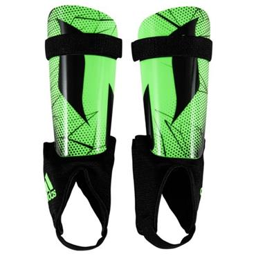 Adidas Messi 10 Shinguards - Green/Black