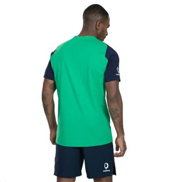 Canterbury Mens Ireland Vapodri Cotton Training Tee - Green