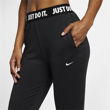Nike Womens Dri-Fit Power Bottoms - BLACK