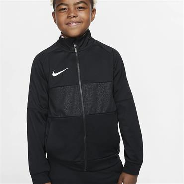 Nike Boys Dri-Fit Mercurial Half Zip - Black