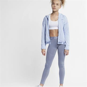Nike Girls Pro Leggings - Lilac