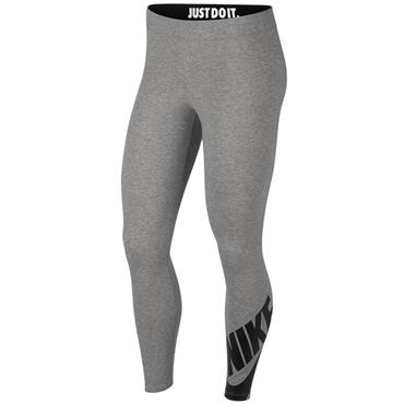 Nike Womens Sportswear Leggings - Grey