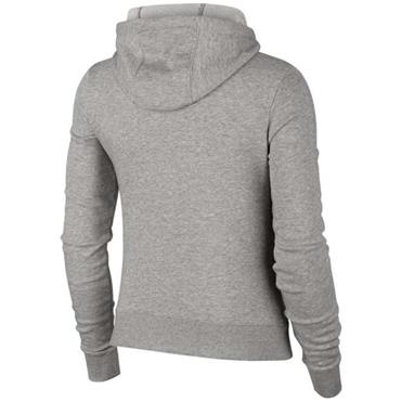 Nike Womens Hoodie - Grey