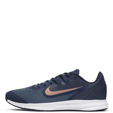 Nike Kids Downshifter 9 Runners - Blue
