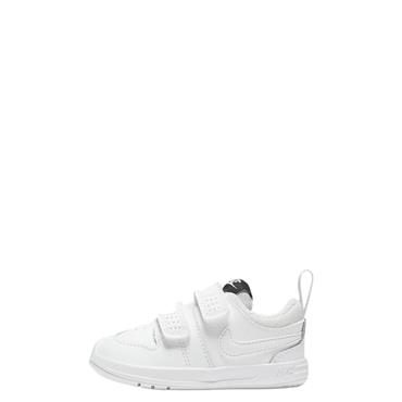 Nike Infant PICO 5 BABY & TODDLER SHOE - WHITE