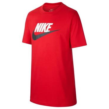 Nike Boys Sportswear T-Shirt - Red