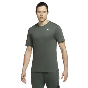 Nike Mens Dri-Fit Training T-Shirt - Green