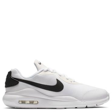 Nike Air Max Oketo GS Runners - White/Black