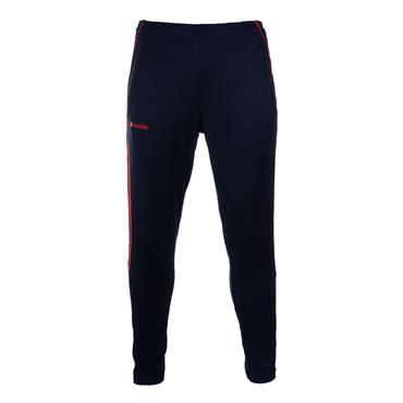 O'NEILLS ADULTS ASTON SKINNY PANTS - NAVY/RED