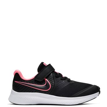 Nike Girls Star Runner 2 PSV Trainers - BLACK