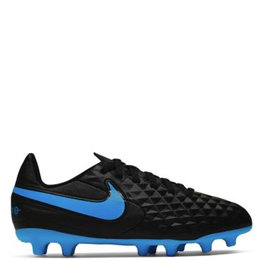 Nike Kids JR Legend 8 Club FG/MG Footbal Boots - BLACK