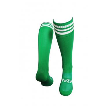 3 BAR FOOTBALL SOCKS - GREEN