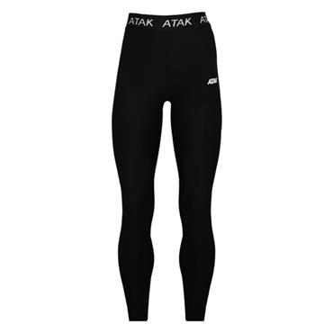 ATAK Womens Compression Tights - BLACK