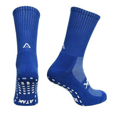 Atak Grippy Sports Socks - Royal