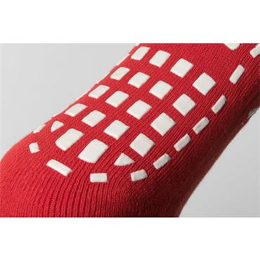 Atak Grippy Sports Socks - Red