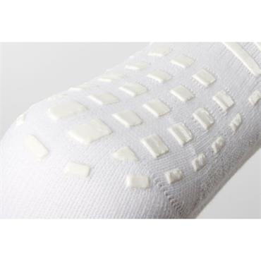 ATAK Grippy Sports Socks - White