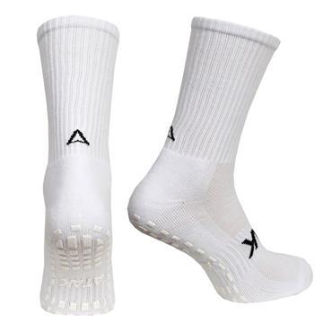 ATAK Grippy Sports Socks - WHITE