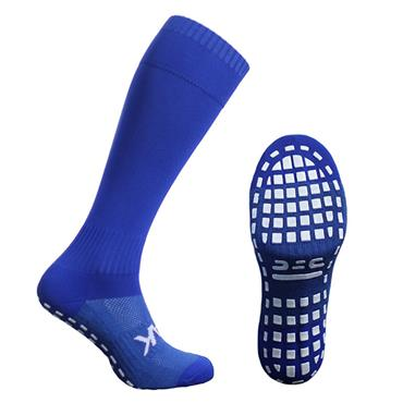 NON SLIP SPORTS SOCK - BLUE