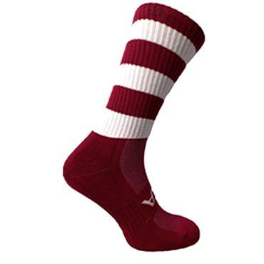 ATAK Mid Leg Socks - Maroon
