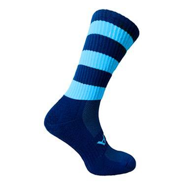 MID LEG SOCKS - NAVY
