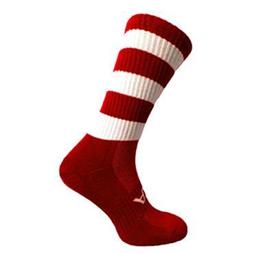 MID LEG SOCKS - RED