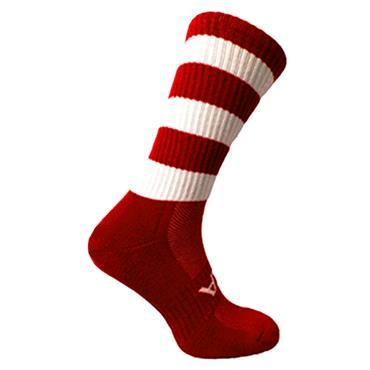 ATAK Mid Leg Socks - Red