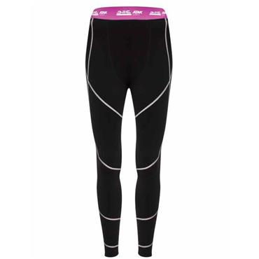 ATAK WOMENS COMPRESSION TIGHTS - BLACK/PINK