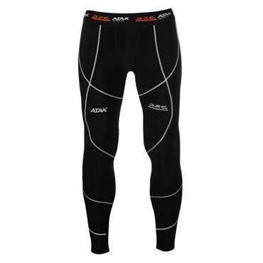 ATAK Adults Compression Tights - BLACK