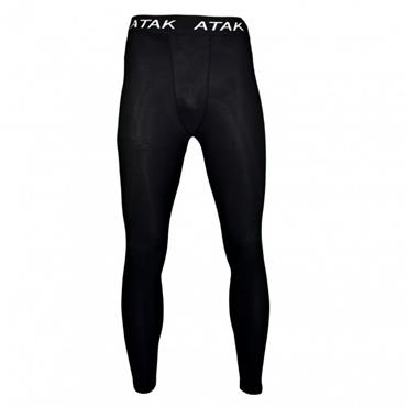 Atak Kids Compression Tights - BLACK