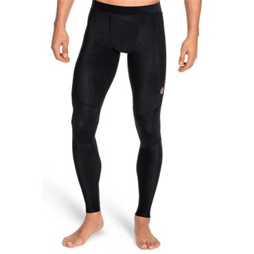 Skins Mens Active Long Tights - Black