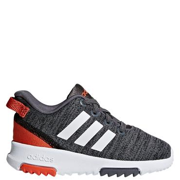 ADIDAS INFANTS TR RACER SHOES - GREY/ORANGE