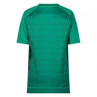 New Balance Kids Irish Rugby Vapodri Pro Home Jersey 2018/19 - Green