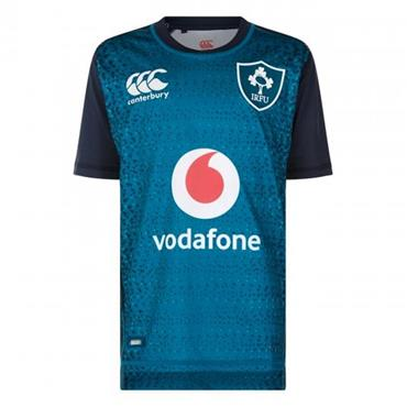 New Balance Kids Irish Rugby Vapodri Alt Pro Jersey 2018/19 - Blue