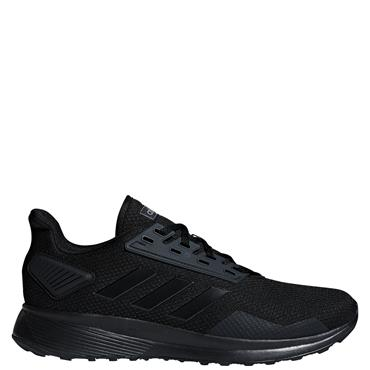 MENS DURAMO 9 RUNNING SHOE - BLACK