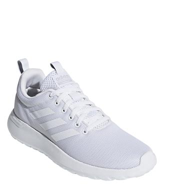 ADIDAS WOMENS LITE RACER CLN SHOES - WHITE