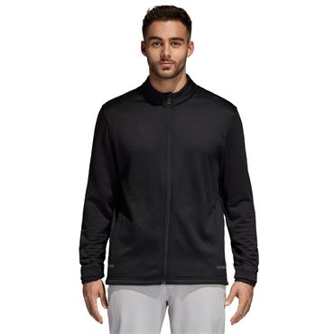 ADIDAS MENS CLIMAHEAT JACKET - BLACK