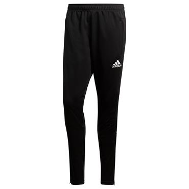 ADIDAS MENS TRIO17 TRAINING PANTS - BLACK
