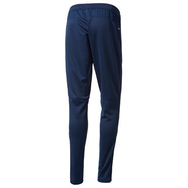ADIDAS MENS TIRO17 TRAINING PANTS - NAVY