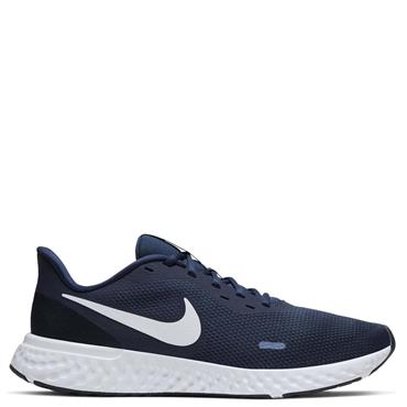 Nike Mens Revolution 5 Trainers - Navy
