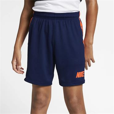 Nike Boys Dri-Fit Squad Shorts - Navy