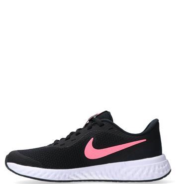 Nike Womens Revolution 5 Trainer - BLACK