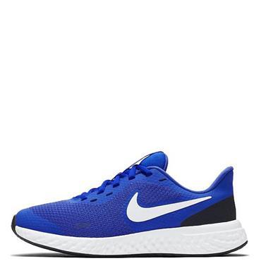 Nike Kids Revolution 5 GS Trainers - Blue